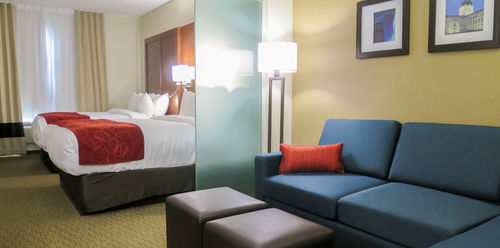 Comfort Suites Regina Pet-Friendly Suite